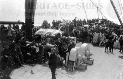 France (2) - steerage passenges