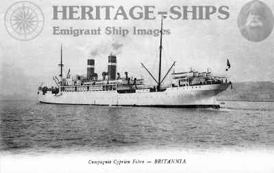 Britannia (2) - ex Germania
