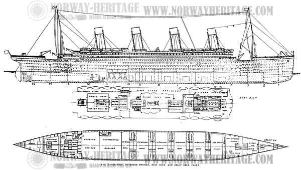 titanic  id 451    heritage ships   historical ship images