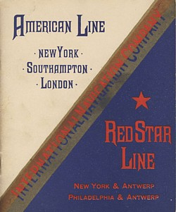 American and Red Star Line